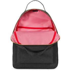 Herschel Nova Mid-Volume Backpack black crosshatch